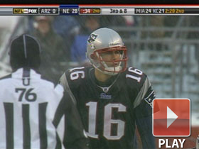 WK 16: Matt Cassel highlights